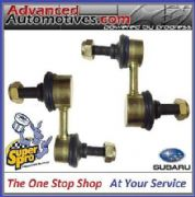 SuperPro Front Anti Roll Bar Ball Joint Drop Links Subaru Impreza 01-02 New Age